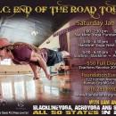 Slackline Yoga Saturday