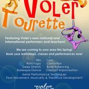 Voler Tourette!