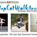Hip Hop Catwalk Aerial Plie