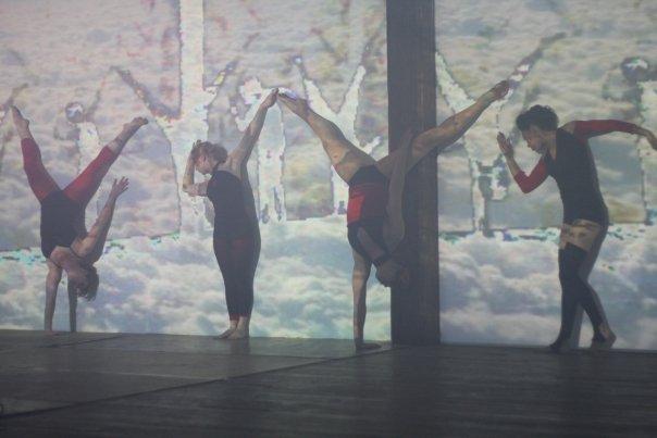 Nightworld Wall Dance